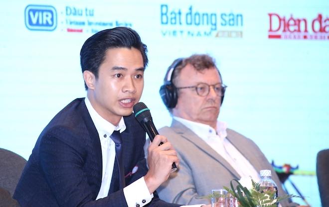 Ông Nguyễn Thạc Thắng, Giám đốc First Alliances.
