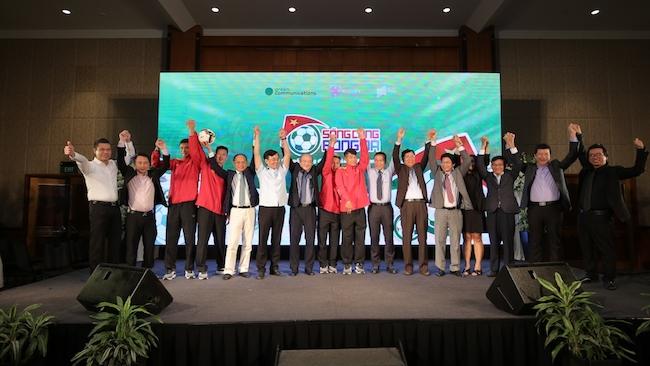 Ngoài VTV6, người hâm mộ có thể xem AFF Suzuki Cup 2018 ở nhiều kênh khác