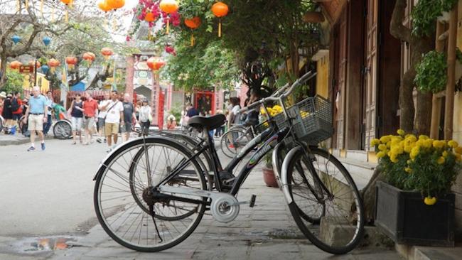 Đức tài trợ 178 nghìn Euro phát triển giao thông xe đạp ở phố cổ Hội An
