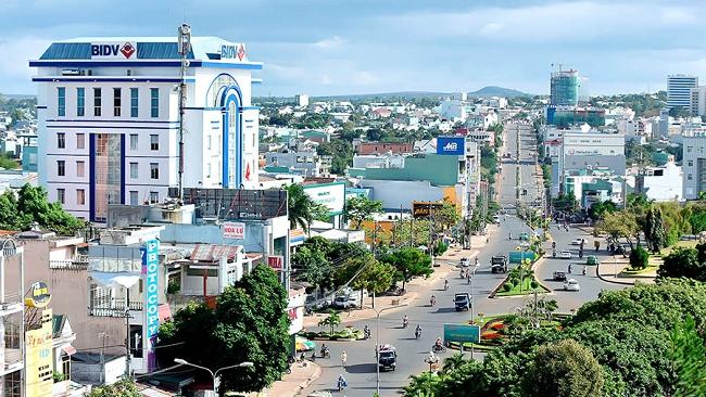 Quy hoạch Gia Lai thành vùng động lực trong tam giác phát triển Việt Nam – Lào – Campuchia