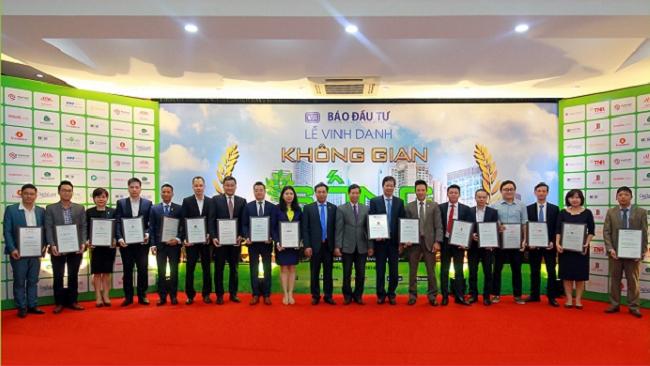 Vinh danh 20 không gian sống chuẩn mực nhất Việt Nam