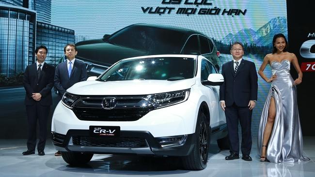 2.000 ô tô nhập khẩu về, Honda giảm sốc gần 240 triệu đồng