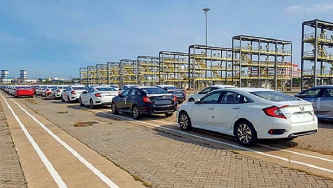 Bảng giá chính thức 2.000 ô tô nhập khẩu miễn thuế của Honda