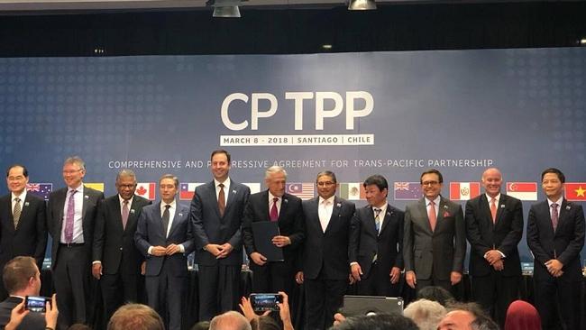 Việt Nam ký Hiệp định CPTPP, ngành nào sẽ được lợi?