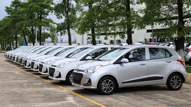 Xe ô tô Đức chiếm gần 50% lượng xe con nhập khẩu trong tuần qua