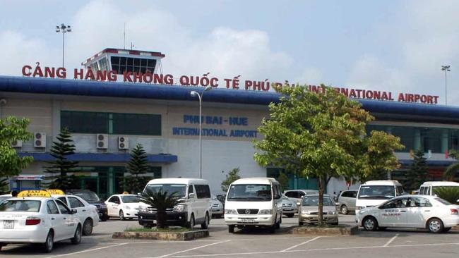 Mở rộng sân bay Phú Bài tăng gấp đôi công suất