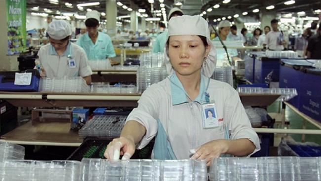 Lao động trên 35 tuổi tại các doanh nghiệp FDI dễ bị sa thải