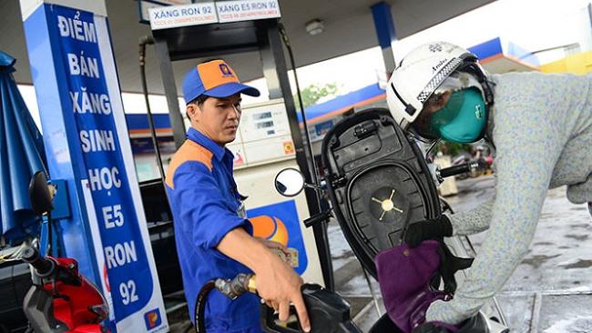 Đồng loạt giảm giá các mặt hàng xăng dầu