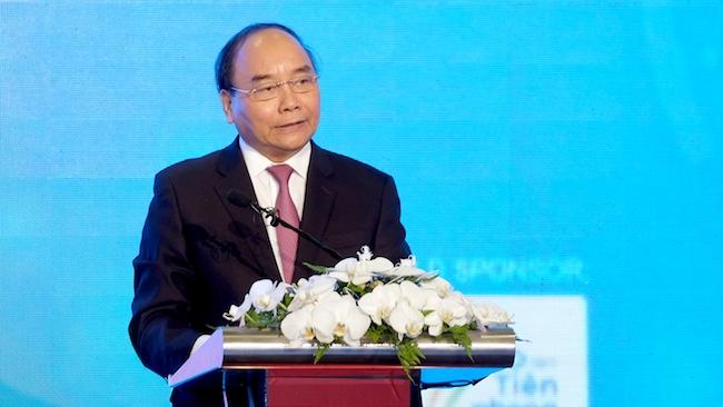 Thủ tướng: 'Chính phủ phải tự đổi mới để trở thành một Chính phủ của thời đại 4.0'