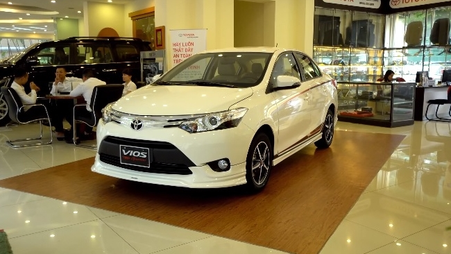 Cuộc chiến giành thị phần gay cấn giữa Toyota và Thaco