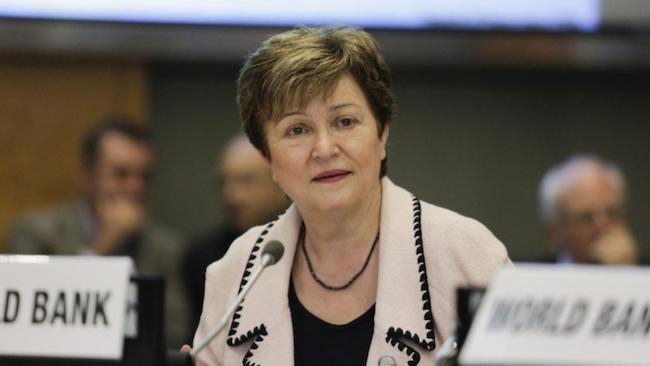 Tổng giám đốc World Bank: 'Triển vọng kinh tế thế giới đang tối dần'