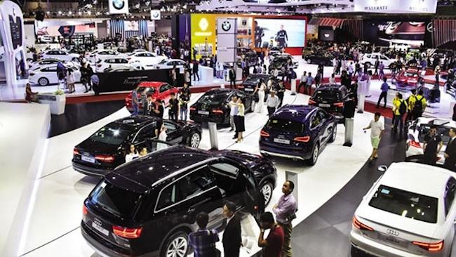 Thị trường ô tô giảm nhiệt sau Tết