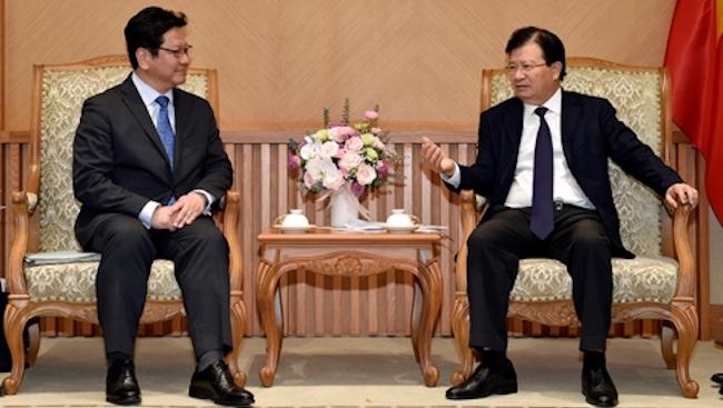 Sắp có đầu tư lớn từ Nhật Bản vào lĩnh vực hạ tầng, năng lượng Việt Nam