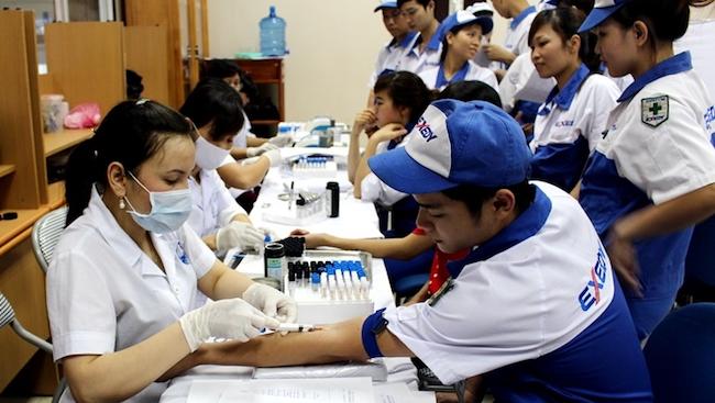 Quan tâm sức khoẻ trong môi trường làm việc là yếu tố giữ chân nhân tài