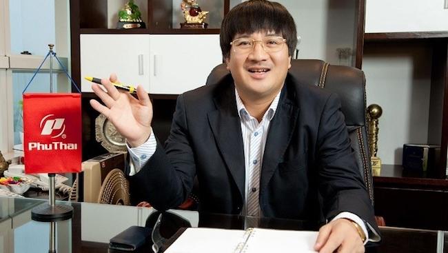 Chủ tịch Tập đoàn Phú Thái: 'Lãnh đạo phải là người giỏi nhất công ty'