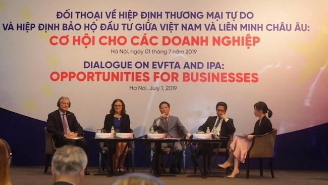 Nâng cao năng lực quản trị doanh nghiệp là thách thức lớn khi gia nhập EVFTA