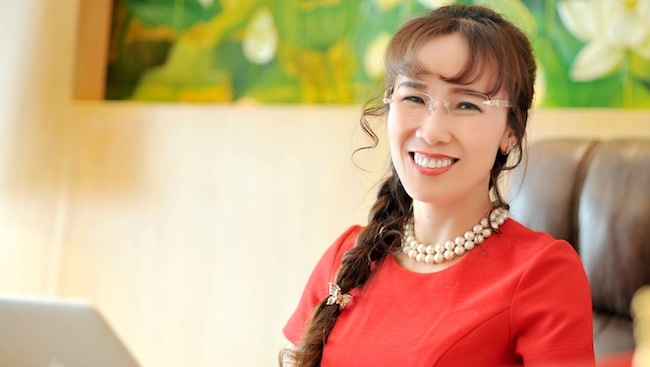 Con đường đưa tỷ phú Nguyễn Thị Phương Thảo vào top 25 nữ doanh nhân quyền lực nhất châu Á