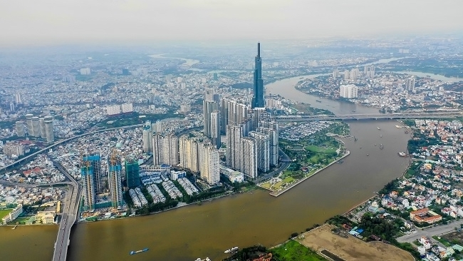 TP. HCM và Hà Nội lọt Top 10 thành phố năng động nhất thế giới