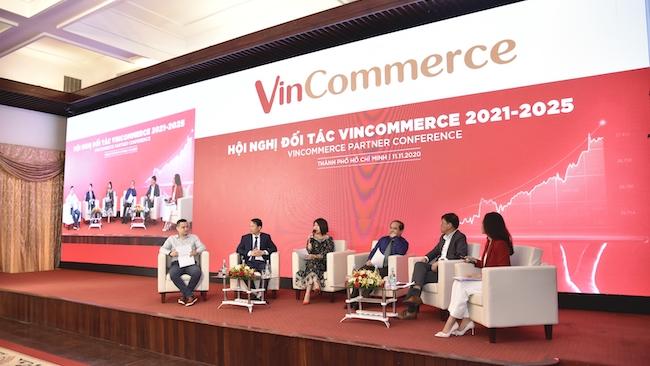 VinCommerce quy hoạch 100 đối tác chiến lược