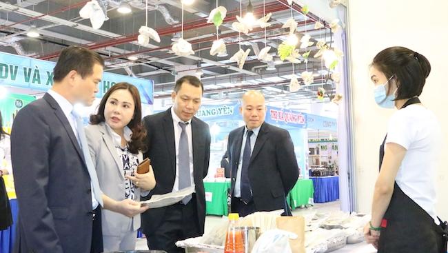Đưa sản phẩm 'made in Quảng Ninh' ra thế giới
