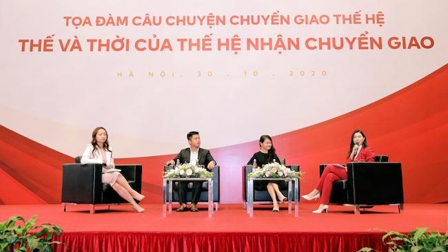 Chuyện những người kế nghiệp sáng giá ở Việt Nam
