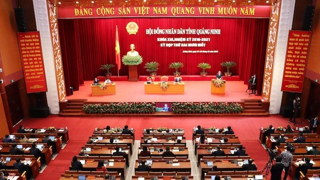 Nhiều quyết sách được đưa ra tại kỳ họp thứ 21 HĐND tỉnh Quảng Ninh