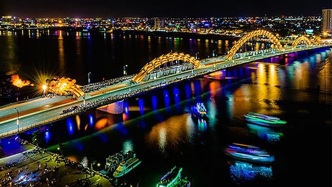Kinh tế đêm ở Đà Nẵng