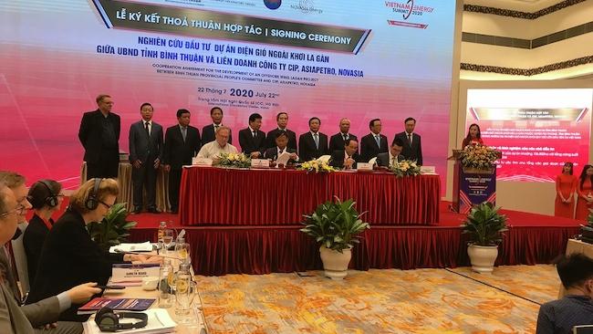 Sắp xây nhà máy điện gió 10 tỷ USD ở Bình Thuận