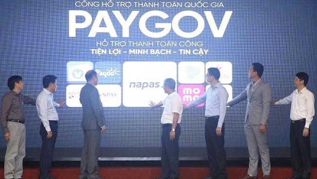 Ra mắt cổng hỗ trợ thanh toán quốc gia