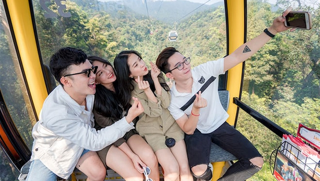 Khai thác sức mạnh chi tiêu của du khách thế hệ Millennials