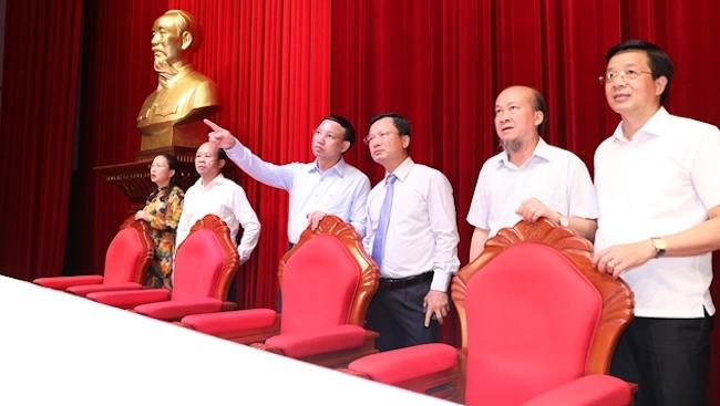 Đại hội Đảng bộ tỉnh Quảng Ninh sẽ khai mạc ngày 25/9