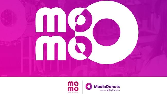 MoMo bắt tay MediaDonuts khai thác mảng quảng cáo