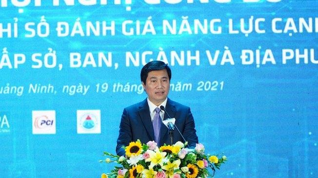 Quảng Ninh công bố xếp hạng DDCI 2020