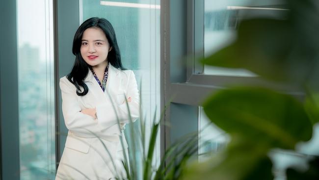 Hành trình chinh phục big data của nữ doanh nhân Đào Trang