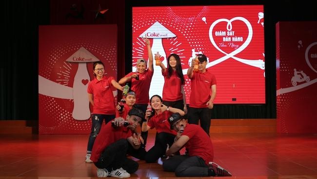 Quản lý và đào tạo nhân tài thế hệ Y ở Coca-Cola