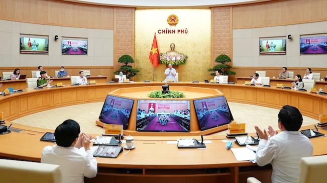 Chiến lược phát triển chính phủ điện tử hướng tới chính phủ số