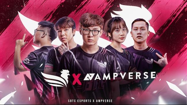 Tham vọng của ông trùm thể thao điện tử Ampverse tại Việt Nam