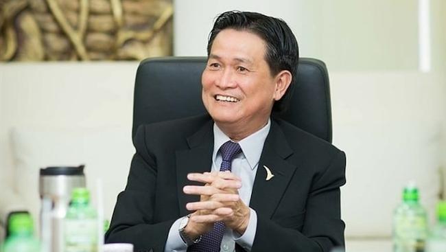 Tâm thế trên 'đường đua mới' của Chủ tịch TTC Đặng Văn Thành