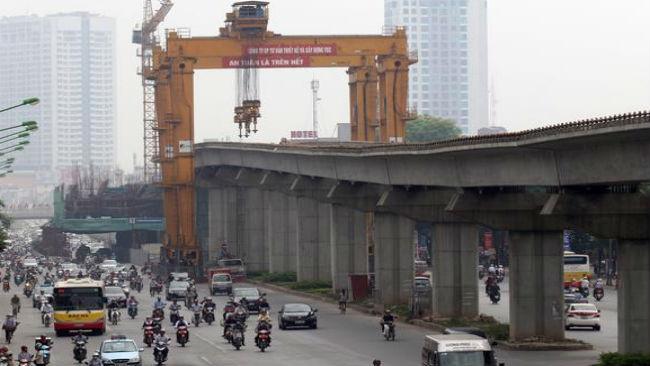 Báo Nhật: Đường sắt Cát Linh - Hà Đông là 'ví dụ điển hình' về các nhà thầu Trung Quốc có vấn đề