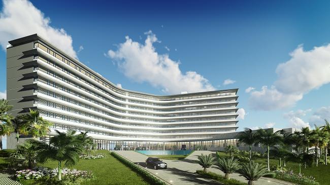 Công ty con của Samsung sắp khai trương khu nghỉ dưỡng hạng sang ở Đà Nẵng