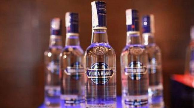 Hãng rượu vodka Hà Nội thua lỗ kéo dài