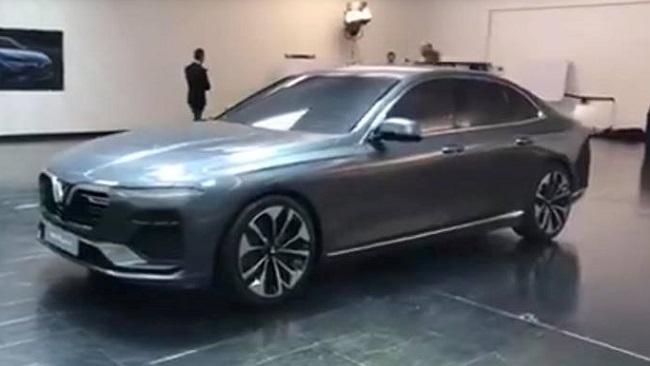 Lộ diện 2 mẫu ô tô đời mới của Vinfast