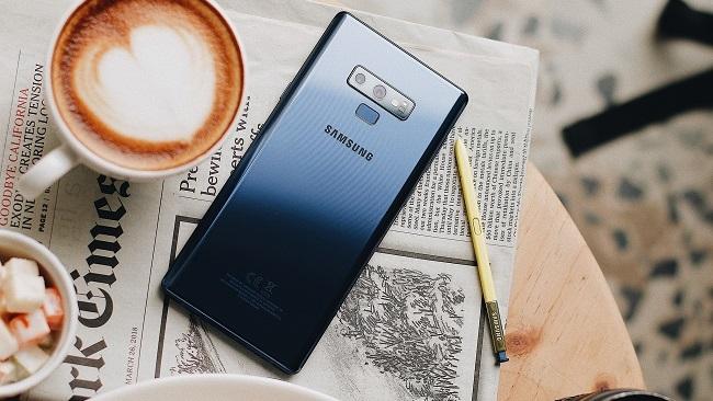 Samsung Galaxy Note9 chính thức lên kệ tại Việt Nam