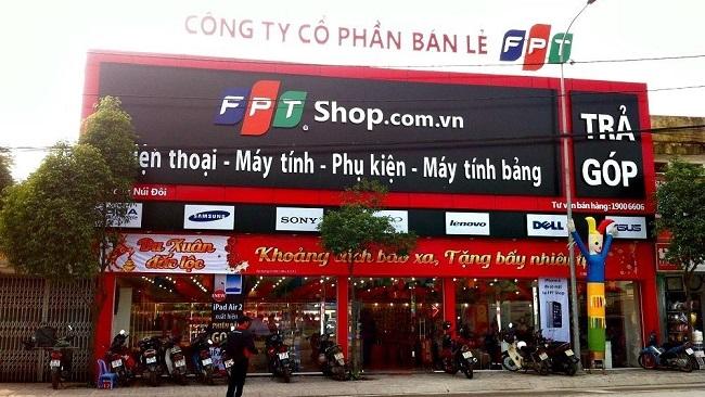 Mỗi mét vuông đem về cho FPT Shop hơn 14.500 USD