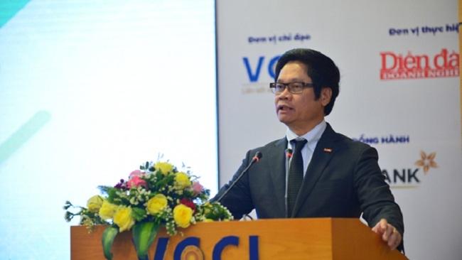 Chủ tịch VCCI: Cứ 3 thanh niên Việt Nam thì có 1 nhà khởi nghiệp