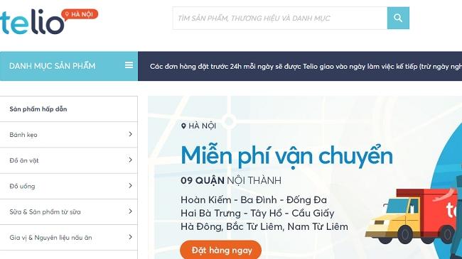 Startup thương mại điện tử Telio nhận vốn 25 triệu USD