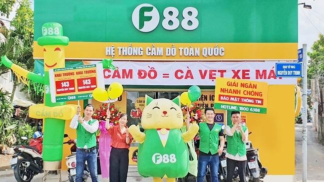 F88 phát hành thành công 100 tỷ đồng trái phiếu