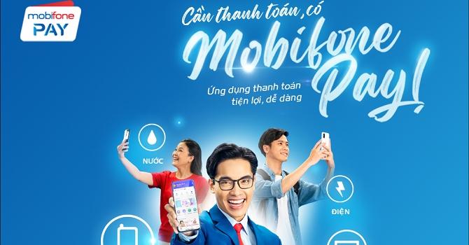 Nhà mạng Mobifone ra mắt ví điện tử