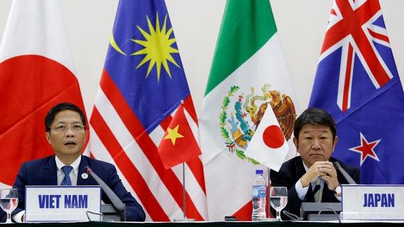 TPP phiên bản mới dự kiến có hiệu lực vào 2019