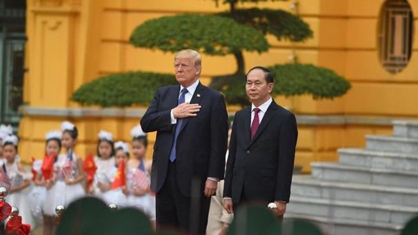 """Tổng thống Mỹ Donald Trump: """"Để thực hiện thương mại, các quốc gia cần tuân theo luật lệ"""""""